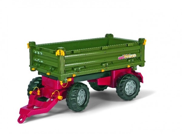 Rolly Toys Multitrailer 2- achsig